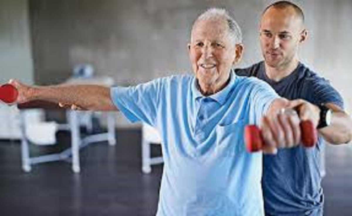 خانه های سالمندان برای مراقبت از افراد مسن
