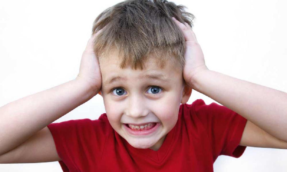 عوامل بروز استرس در کودکان را بشناسیم