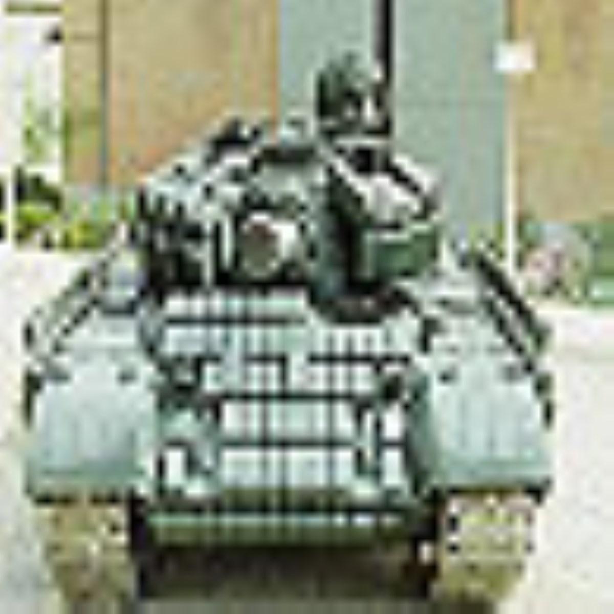 تسلیحات نظامی ایران (4): تانک ذوالفقار