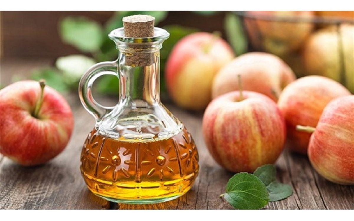 خواص شگفت انگیز سرکه سیب برای پوست و مو