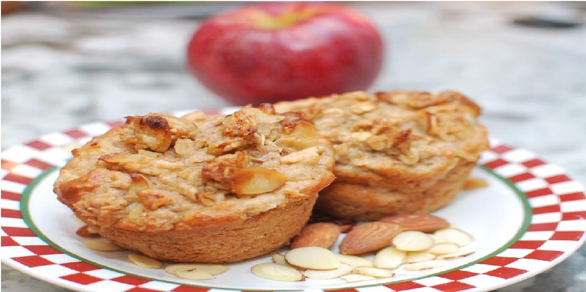 طرز تهیه مافین سیب و آناناس