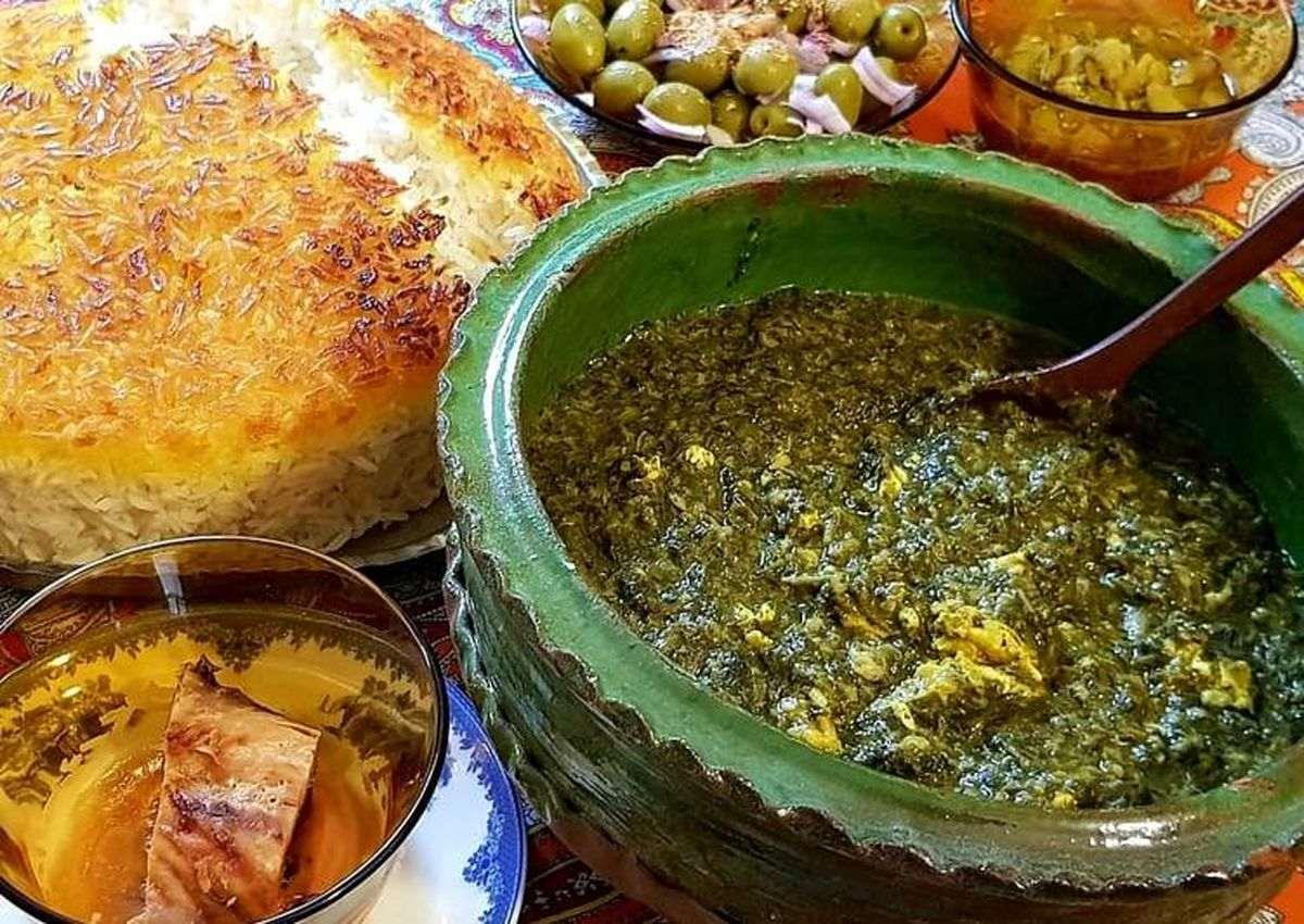 آشنایی با سه نوع از غذاهای مخصوص شب عید
