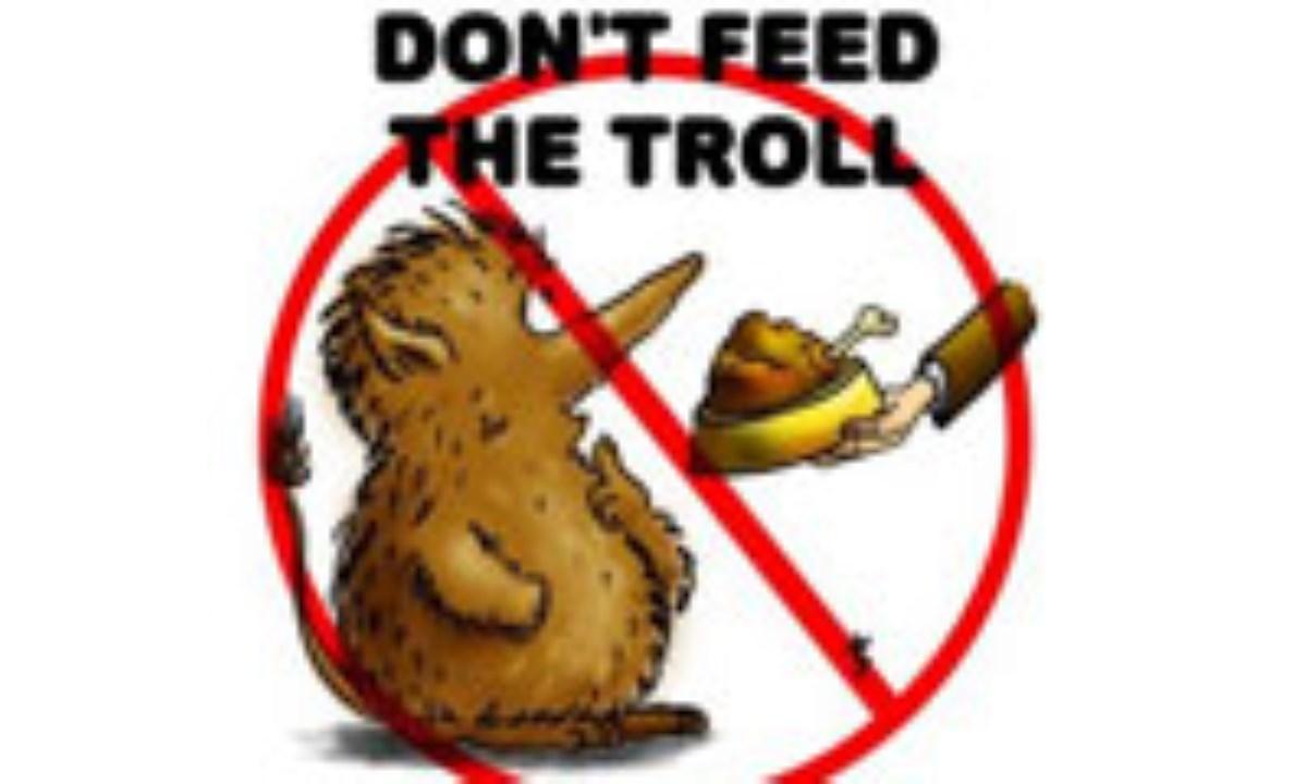 به ترول ها غذا ندهيد!(1)