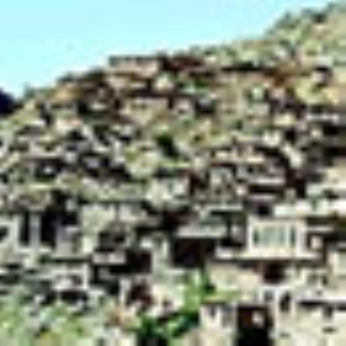 روستاهای شگفت انگیز در کردستان