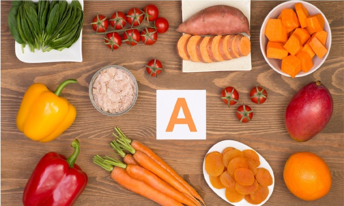 منابع ویتامین A، علائم کمبود و خواص آن