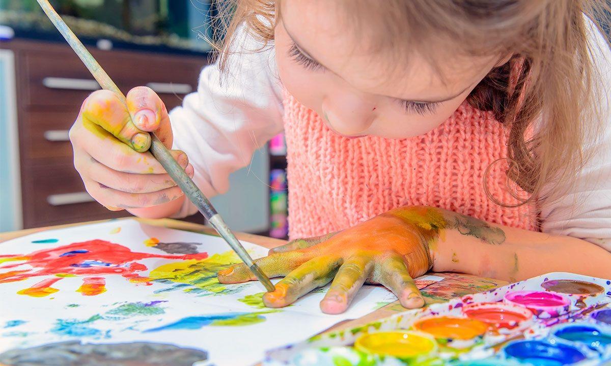 هرآنچه که باید راجع به پرورش خلاقیت کودکان بدانیم