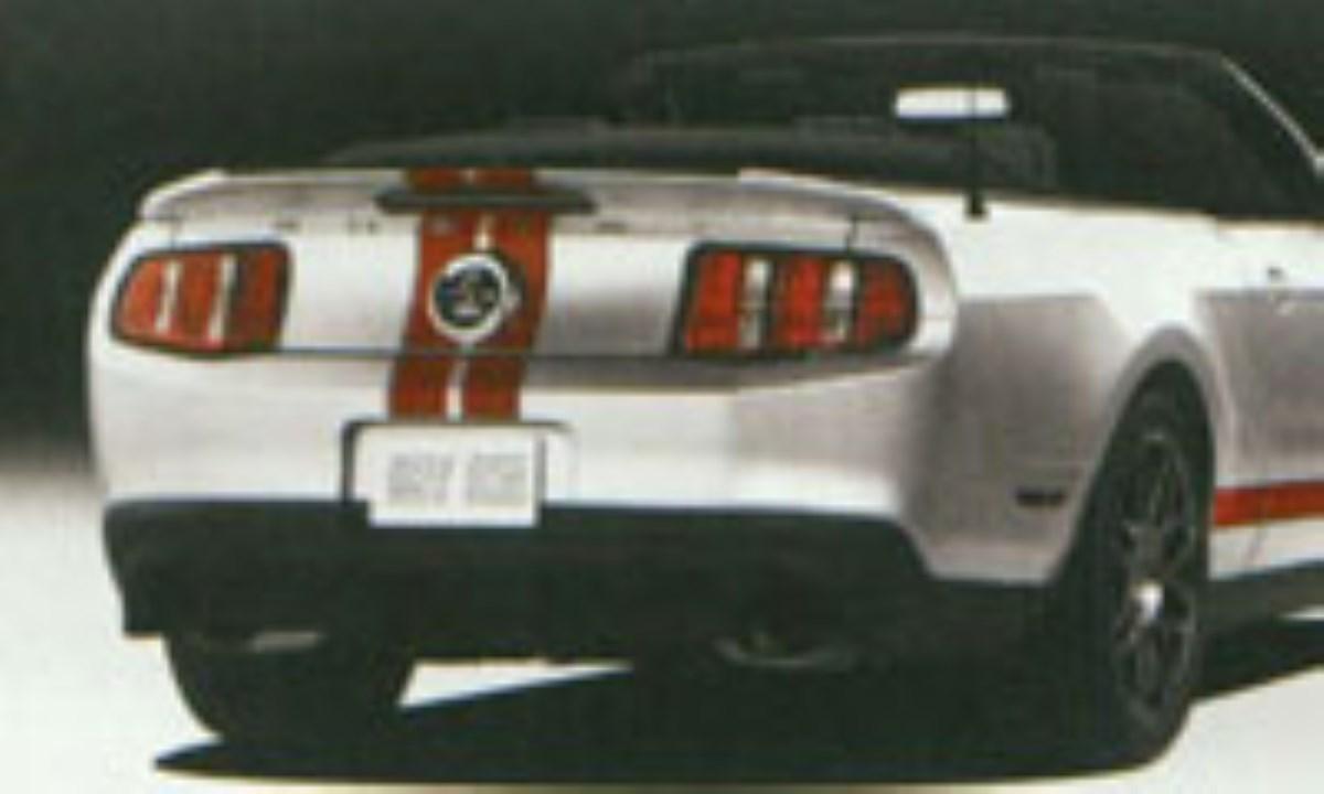 فورد موستانک شلبي GT500