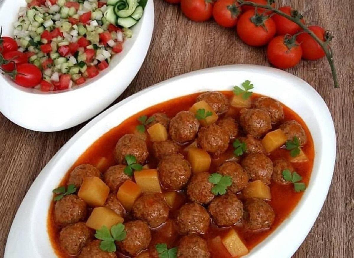 دستورپخت سه نوع غذای سنتی تهران