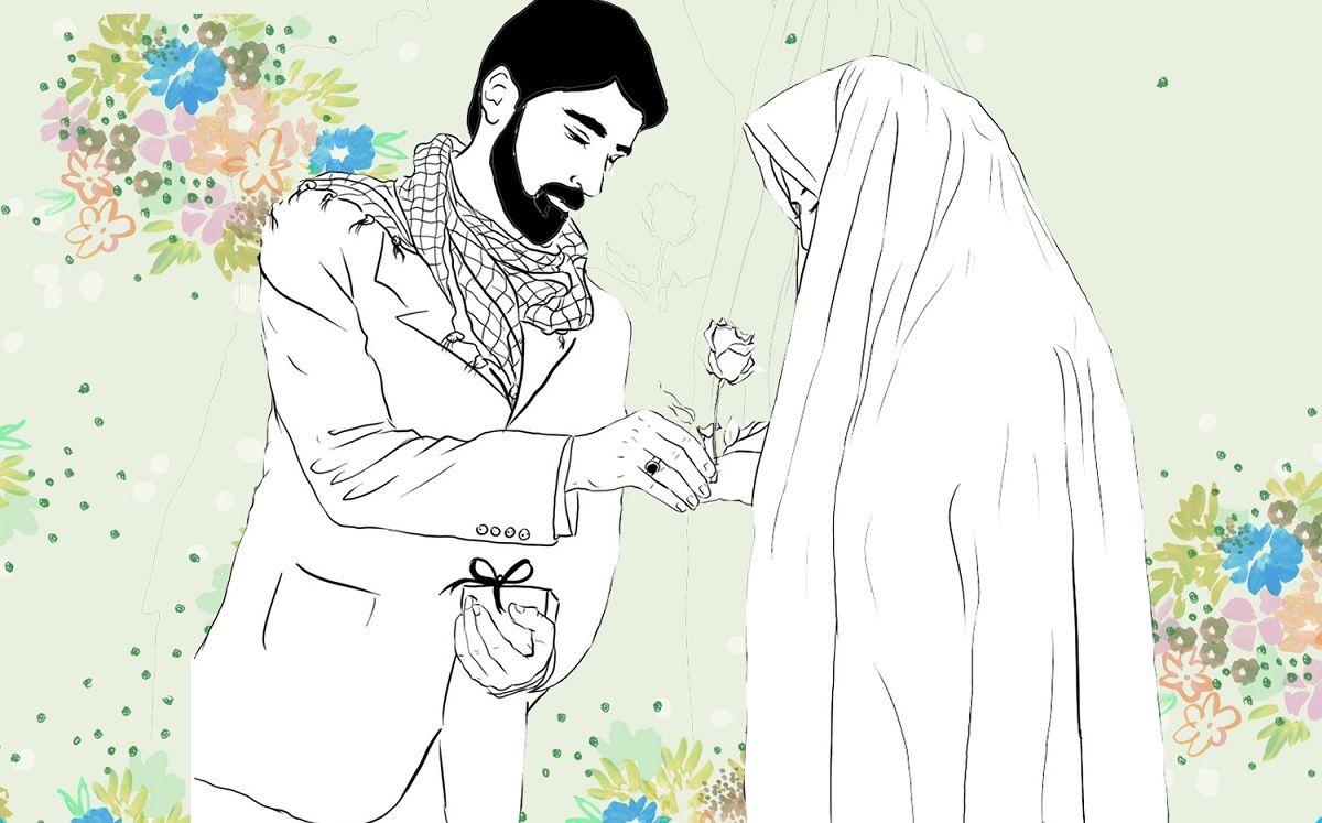 تکریم همسر در سیره نبوی