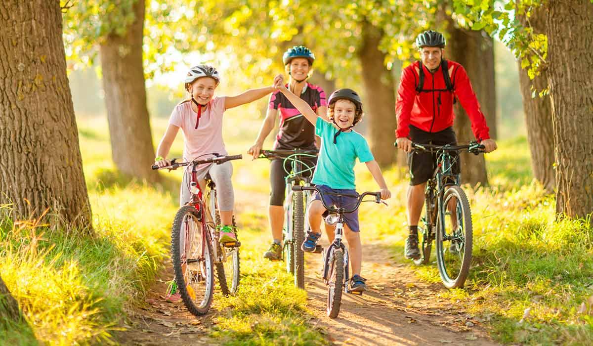 فواید دوچرخه سواری و میزان کالری سوزی آن