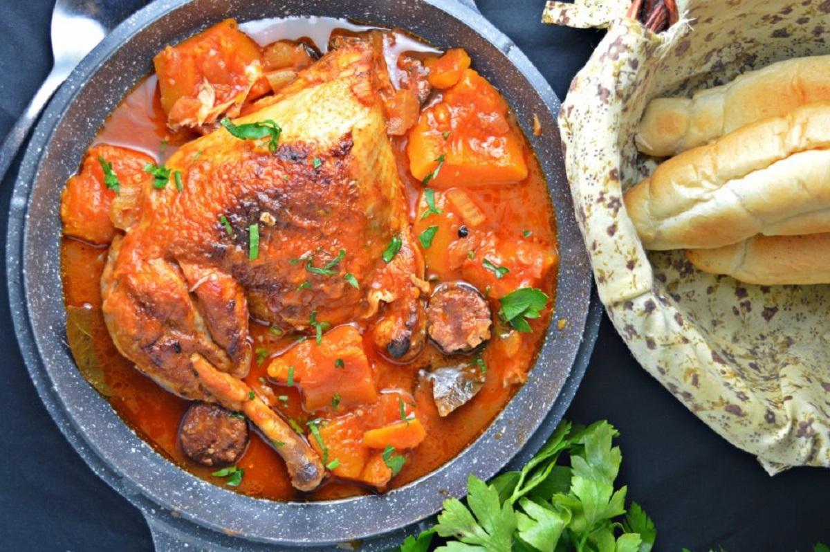 آموزش طرز تهیه چند نوع خورش با مرغ
