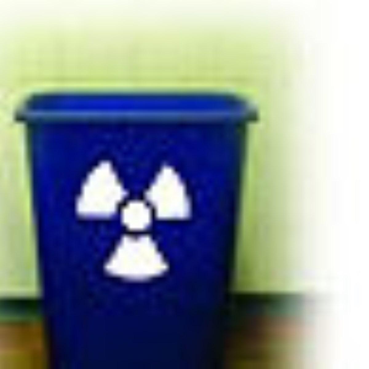 زبالههای رادیواکتیو