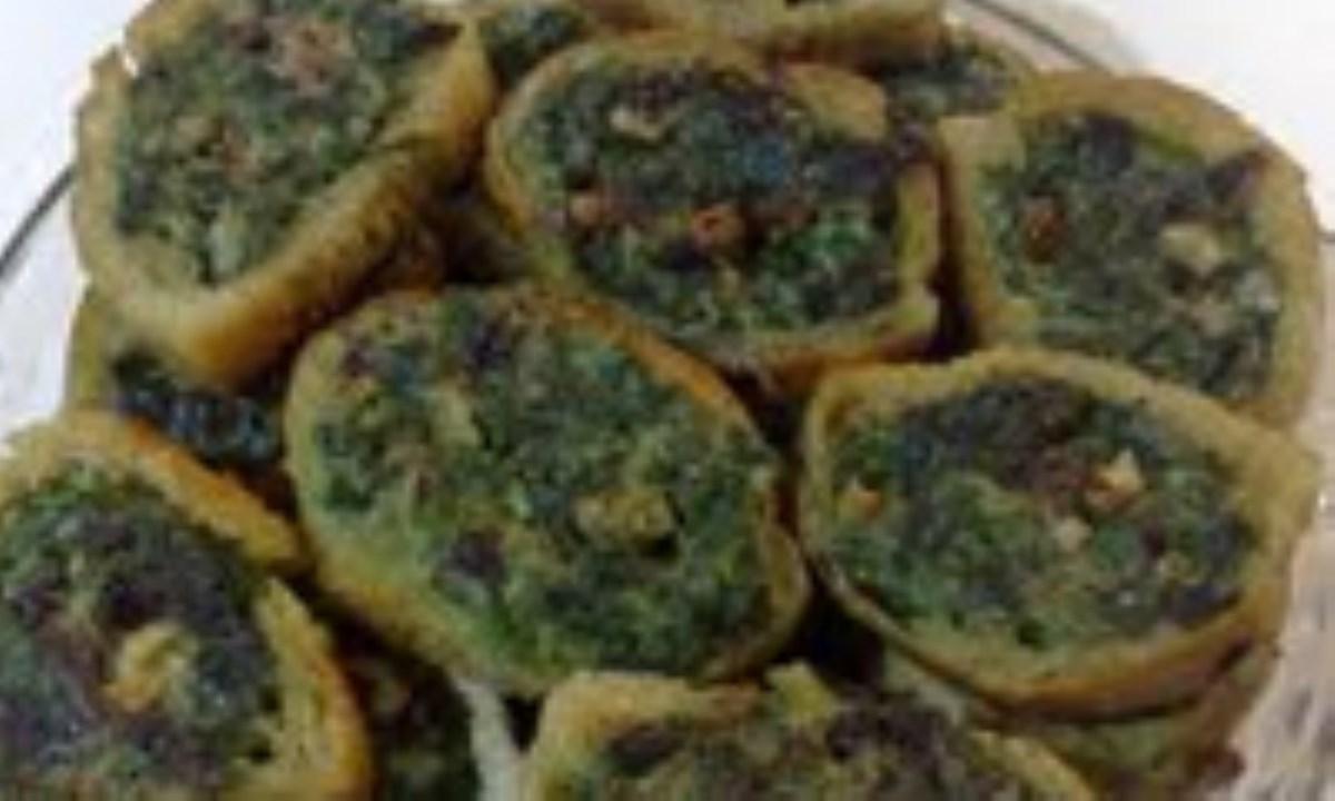 ککوي سه وزي- کوکوي سبزي