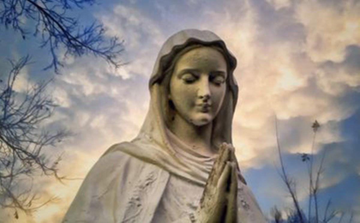 مریم و آموزه مادر خدا در مسیحیت