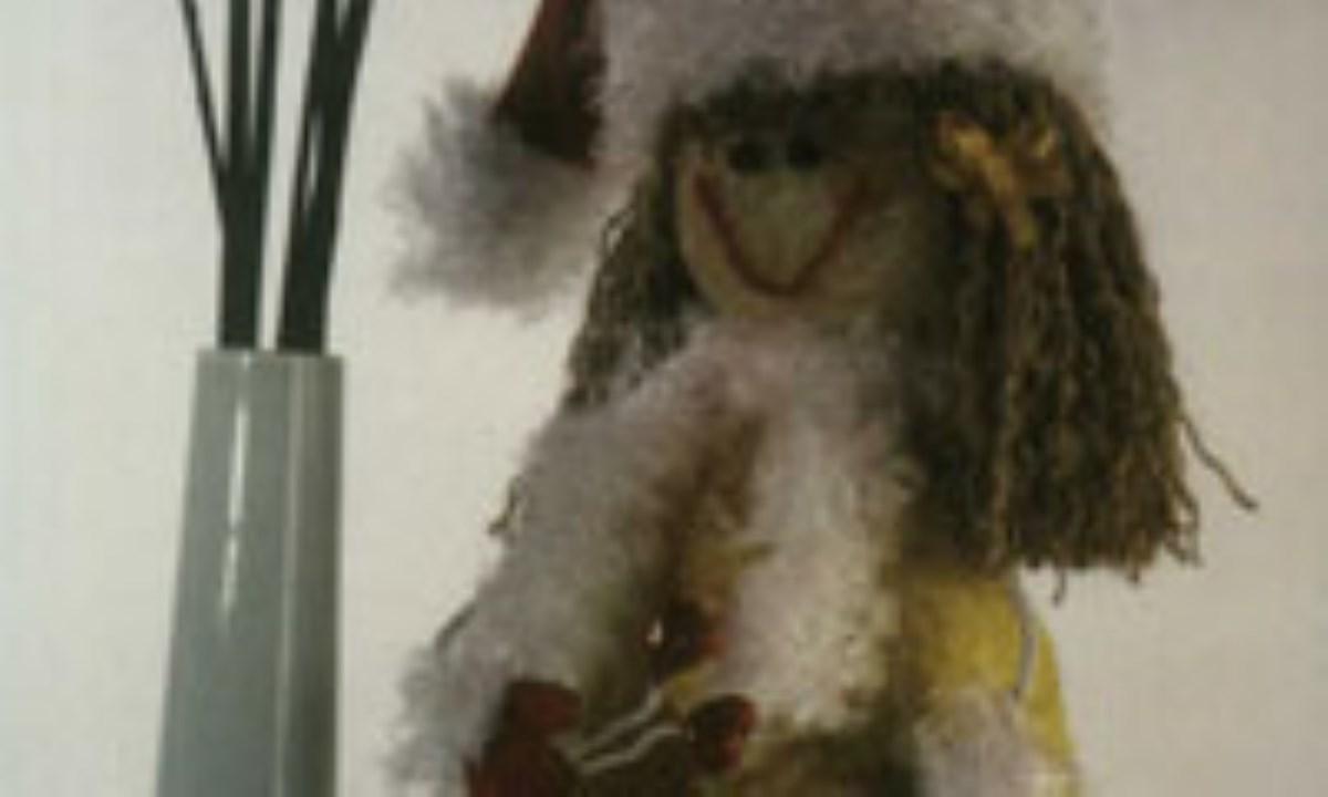 عروسک اليافي