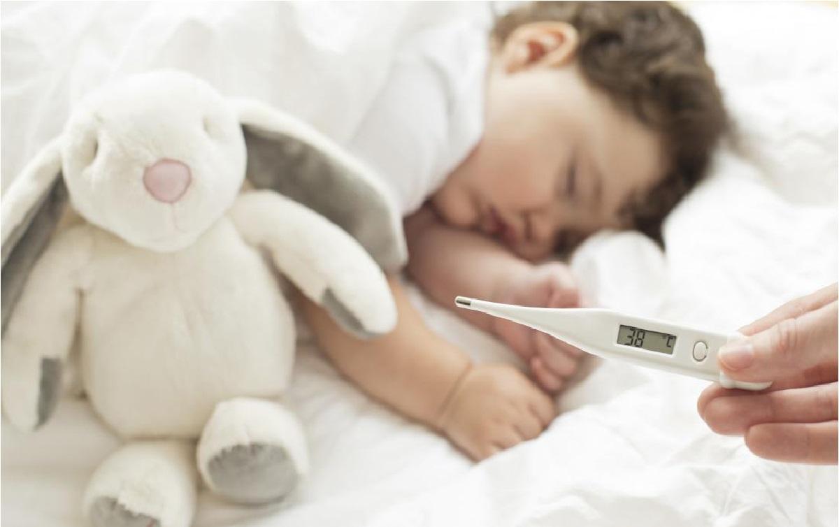 روش های درمان انواع سرما خوردگی در کودکان