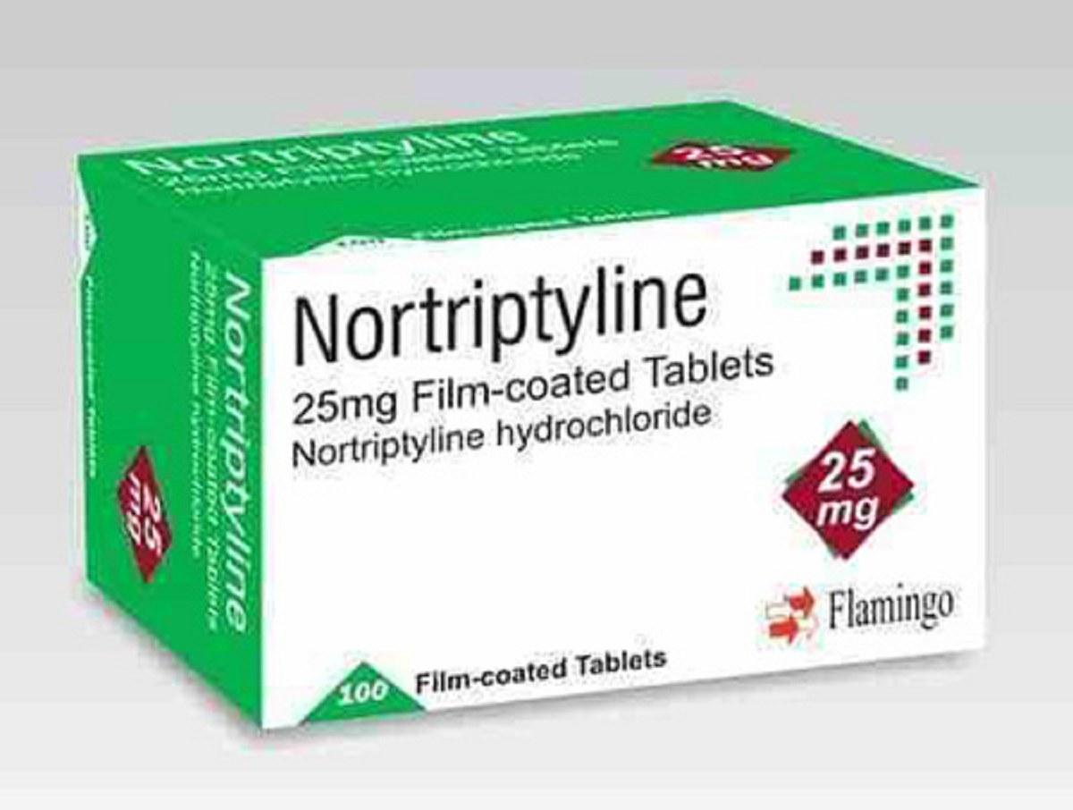 هر آنچه در مورد مصرف و عوارض جانبی قرص نورتریپتیلین باید بدانیم