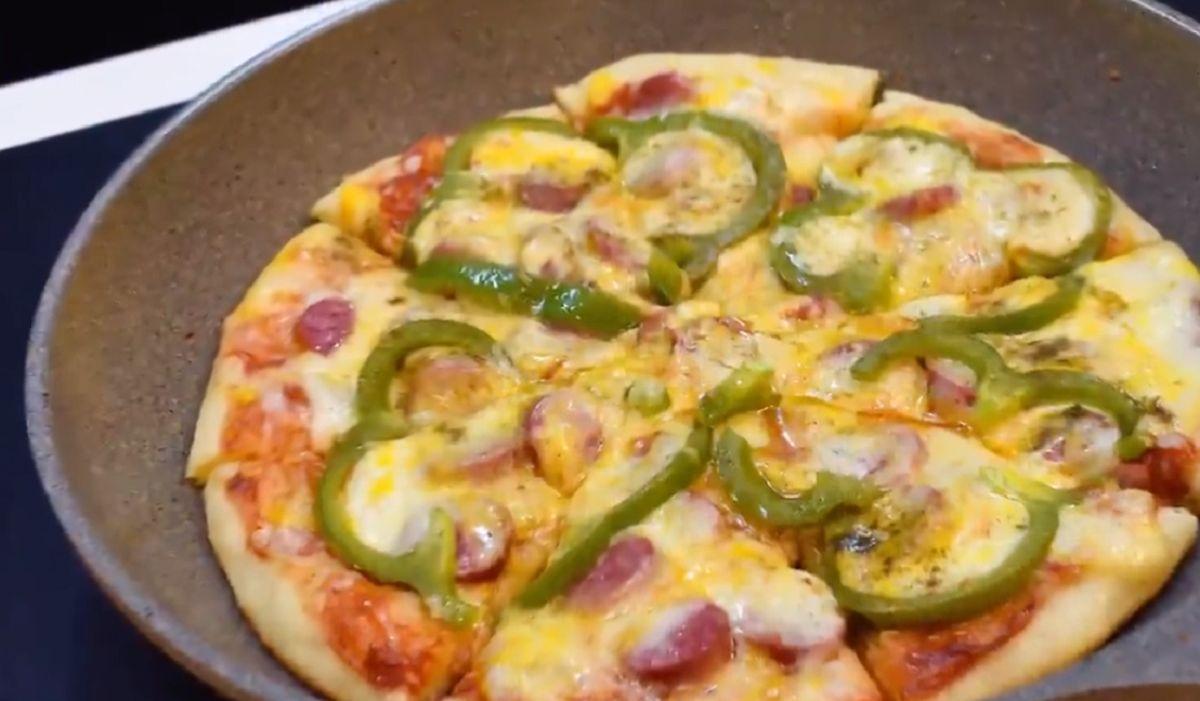 دستور تهیه پیتزا پپرونی خانگی