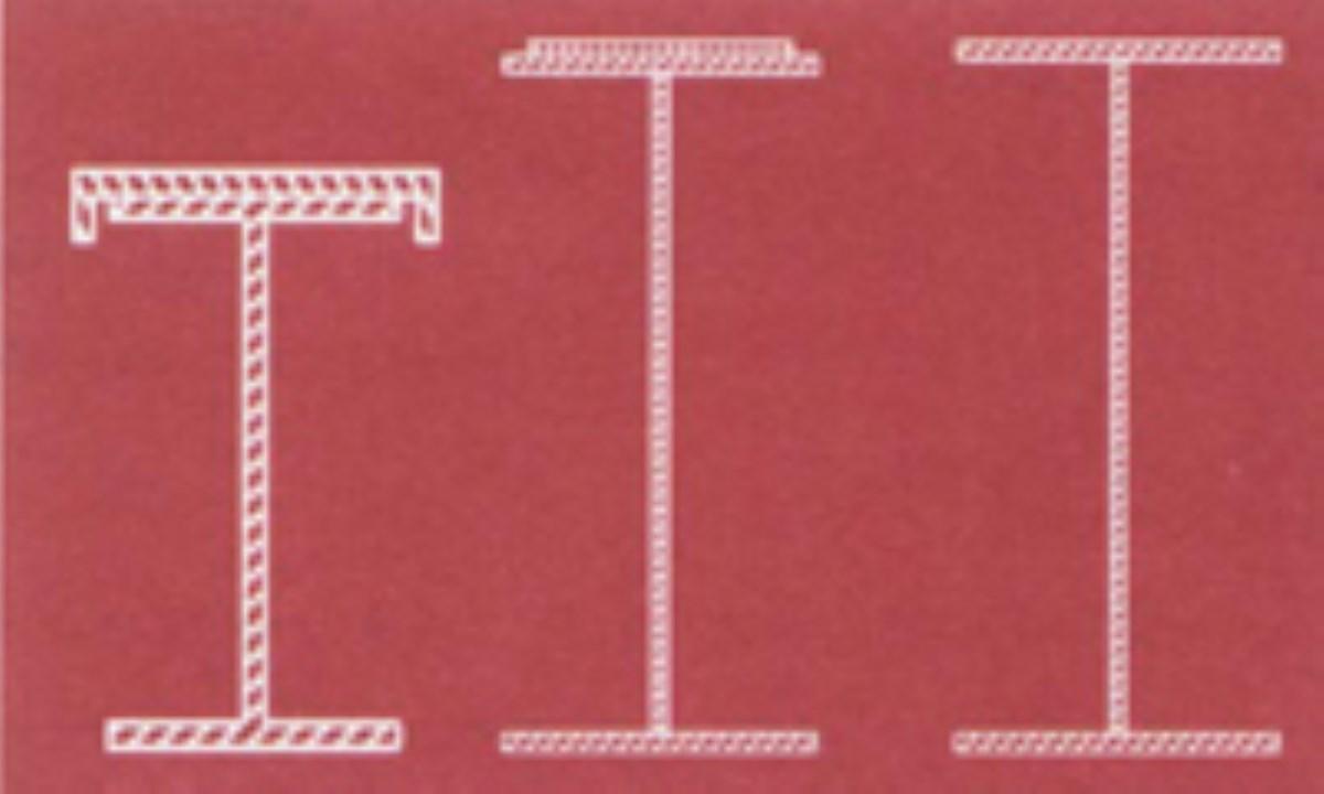 طراحی تیرهای باربر جرثقیل به روش حالت حدی