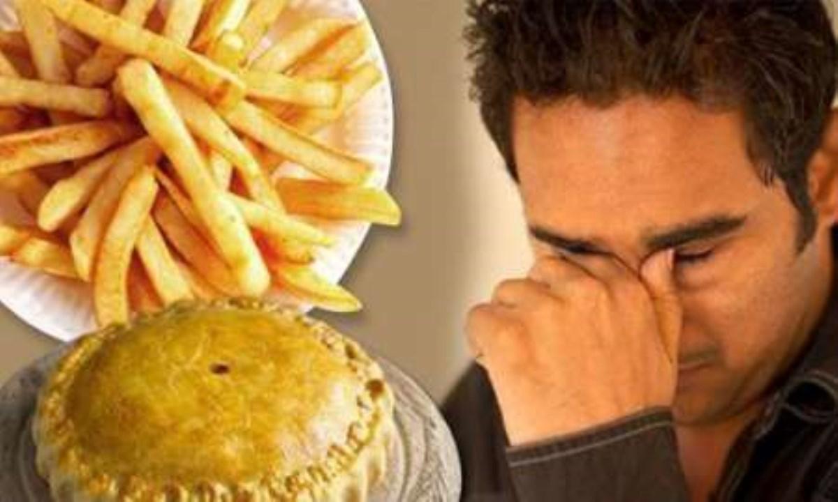 نقش تغذیه در کاهش اضطراب