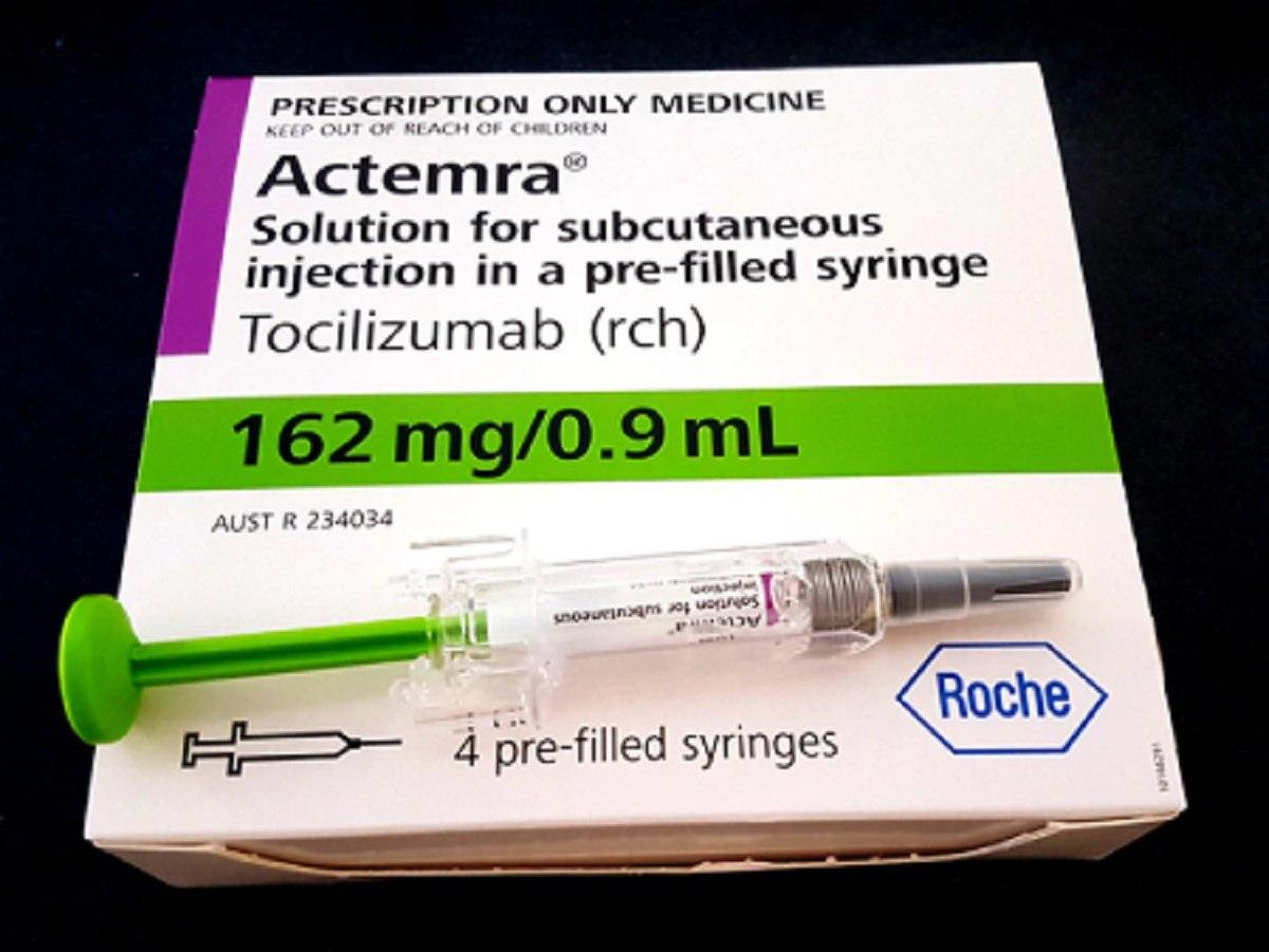 داروی توسیلیزومب یا اکتمرا و کاربرد، مقدار و روش مصرف و عوارض آن