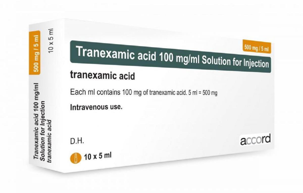 موارد کاربرد و عوارض جانبی داروی ترانگزامیک اسید