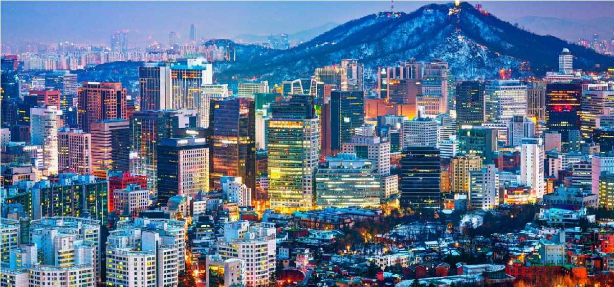 جاهای دیدنی کشور کره جنوبی