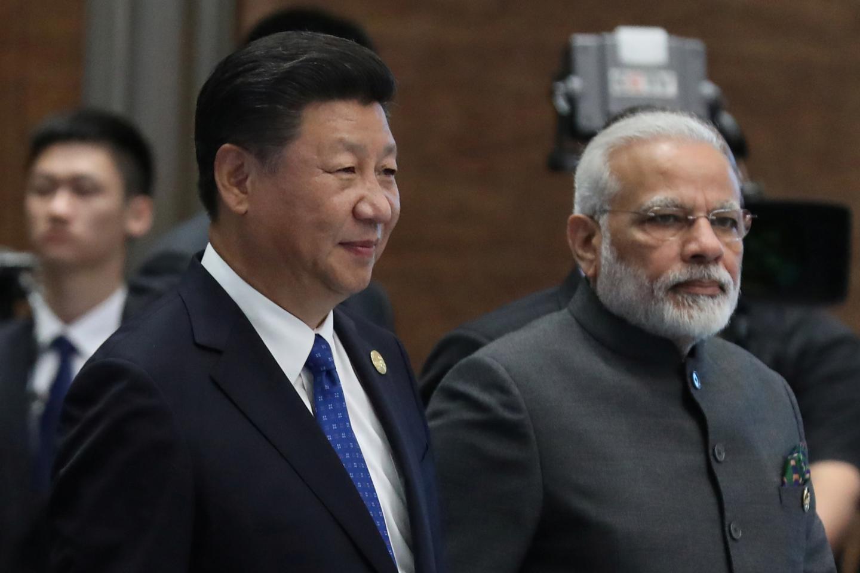 رقابت تعاونی چین و هند در ایران