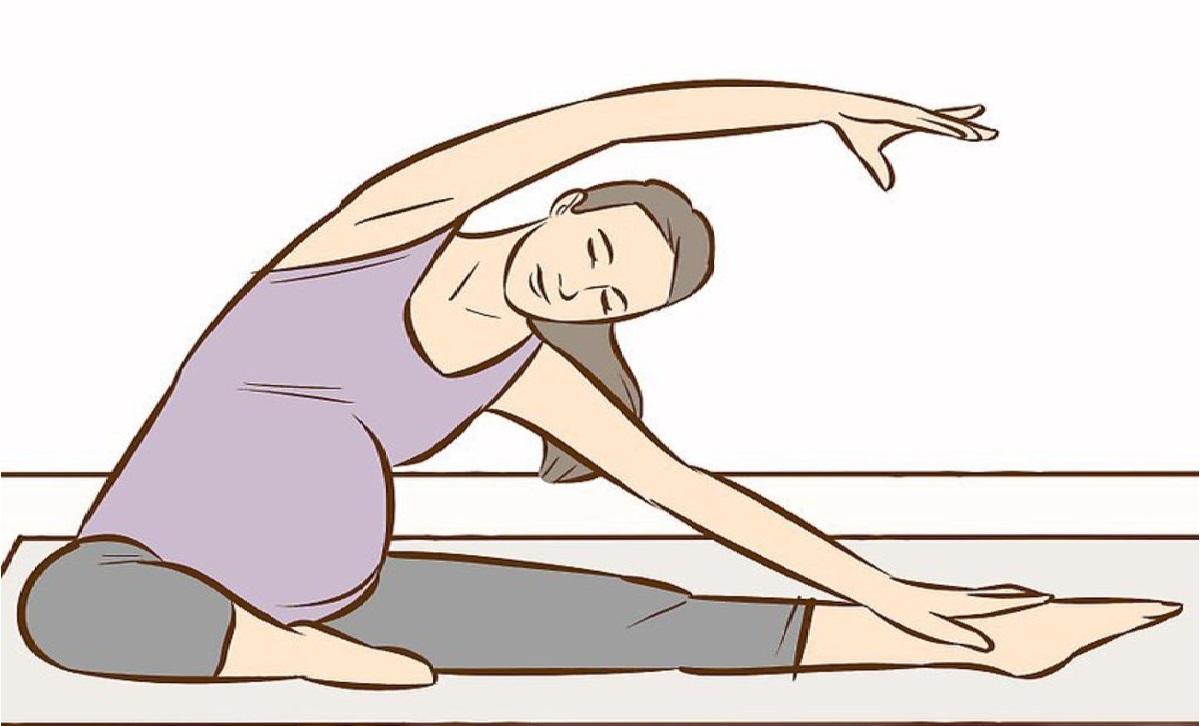 دوران بارداری در ورزشکاران حرفه ای