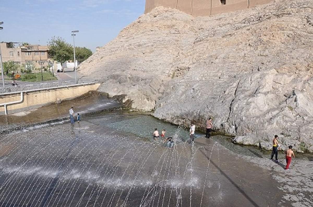 چشمه علی دیدنی ترین چشمه استان تهران