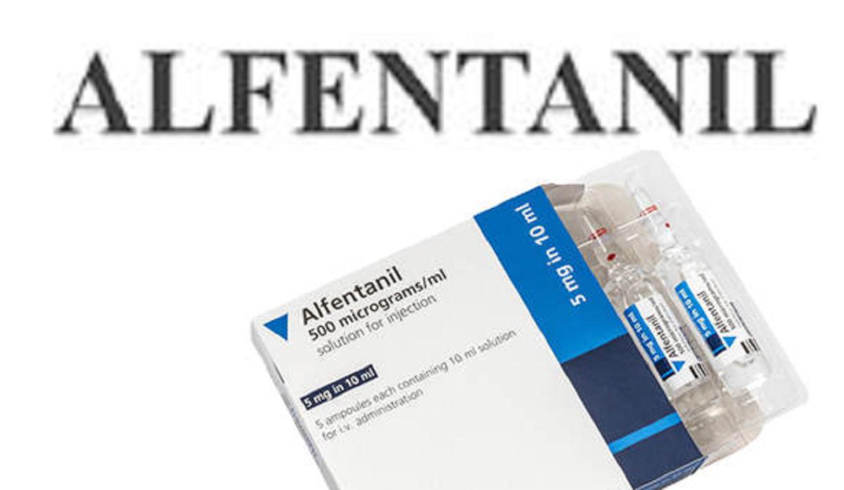 معرفی کامل داروی آلفنتانیل و عوارض مصرف آن