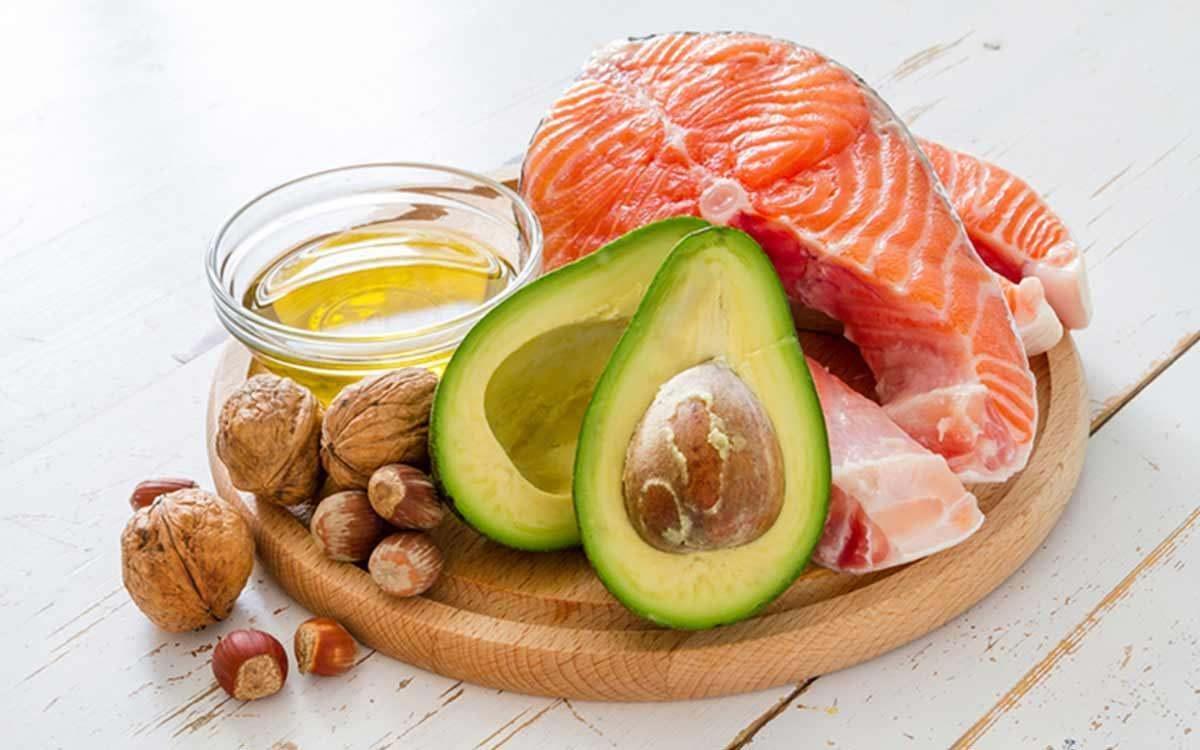 غذا های مفید برای درمان کبد چرب