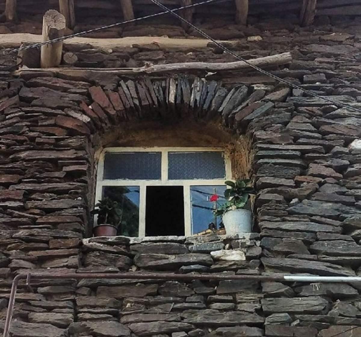 ورکانه خاص ترین روستای سنگی در استان همدان