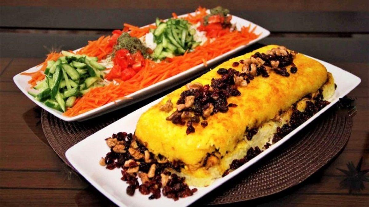 دستور پخت سه نوع غذای سنتی سمنان