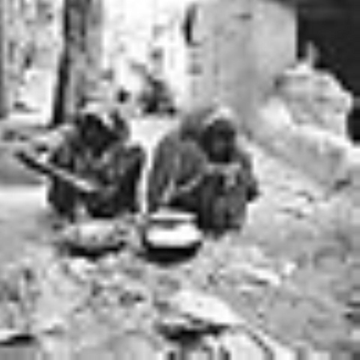 اشغال ایران و بحران غذایی جنگ دوم جهانی