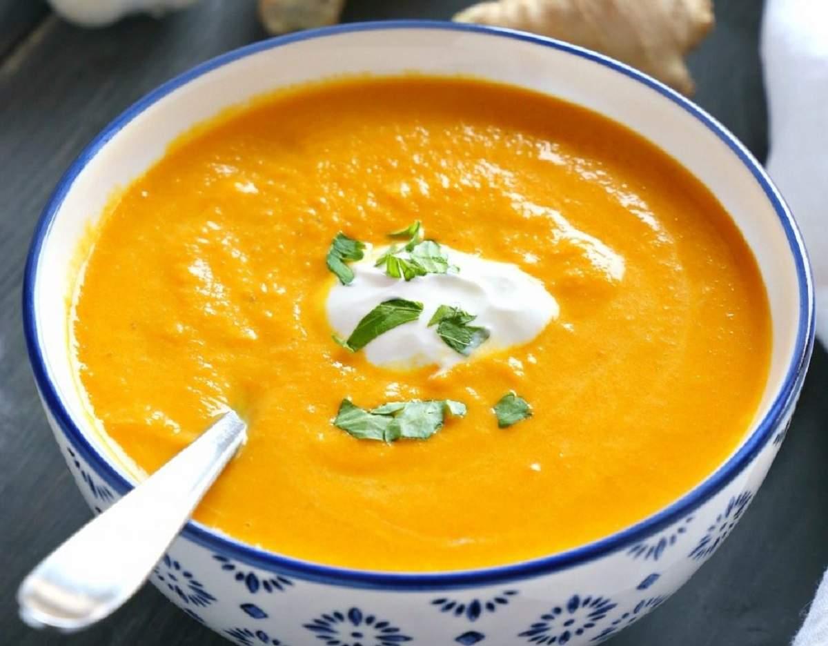 طرز تهیه چند مدل سوپ برای درمان سرماخوردگی