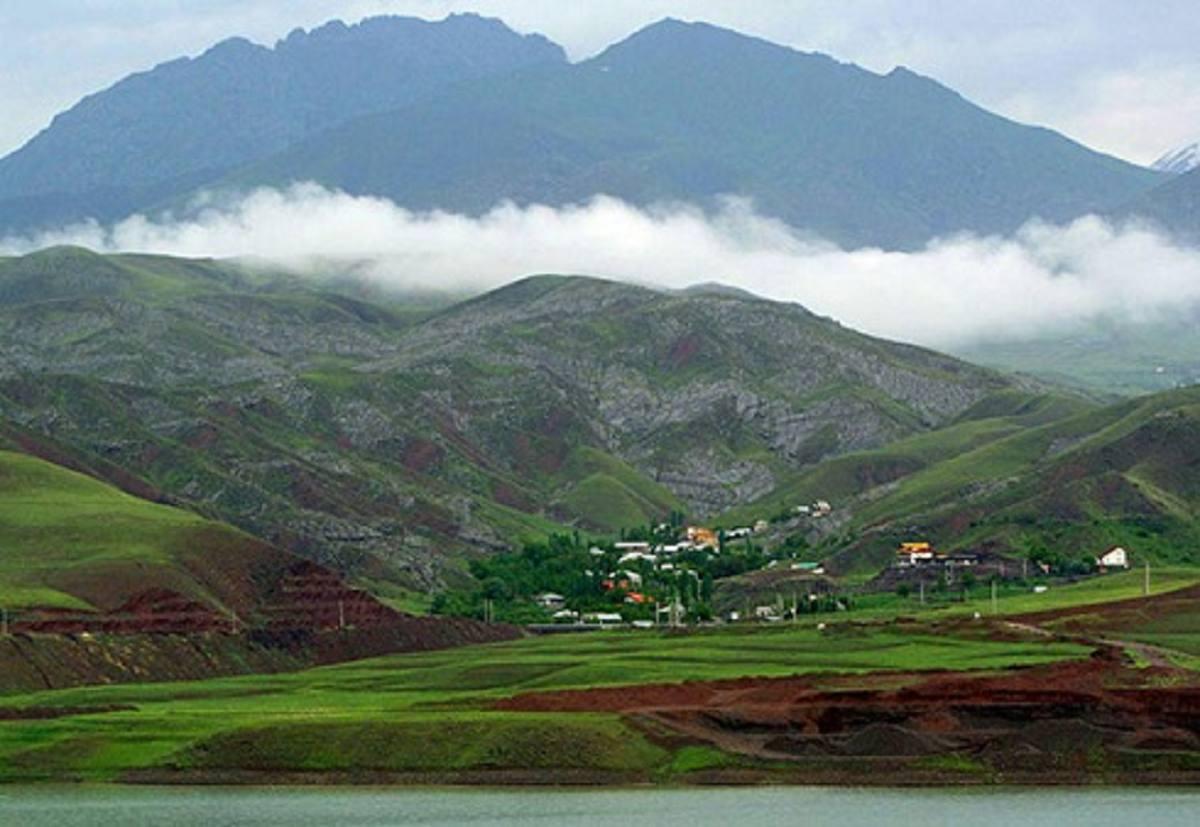 طالقان شهر 2500 ساله در استان البرز