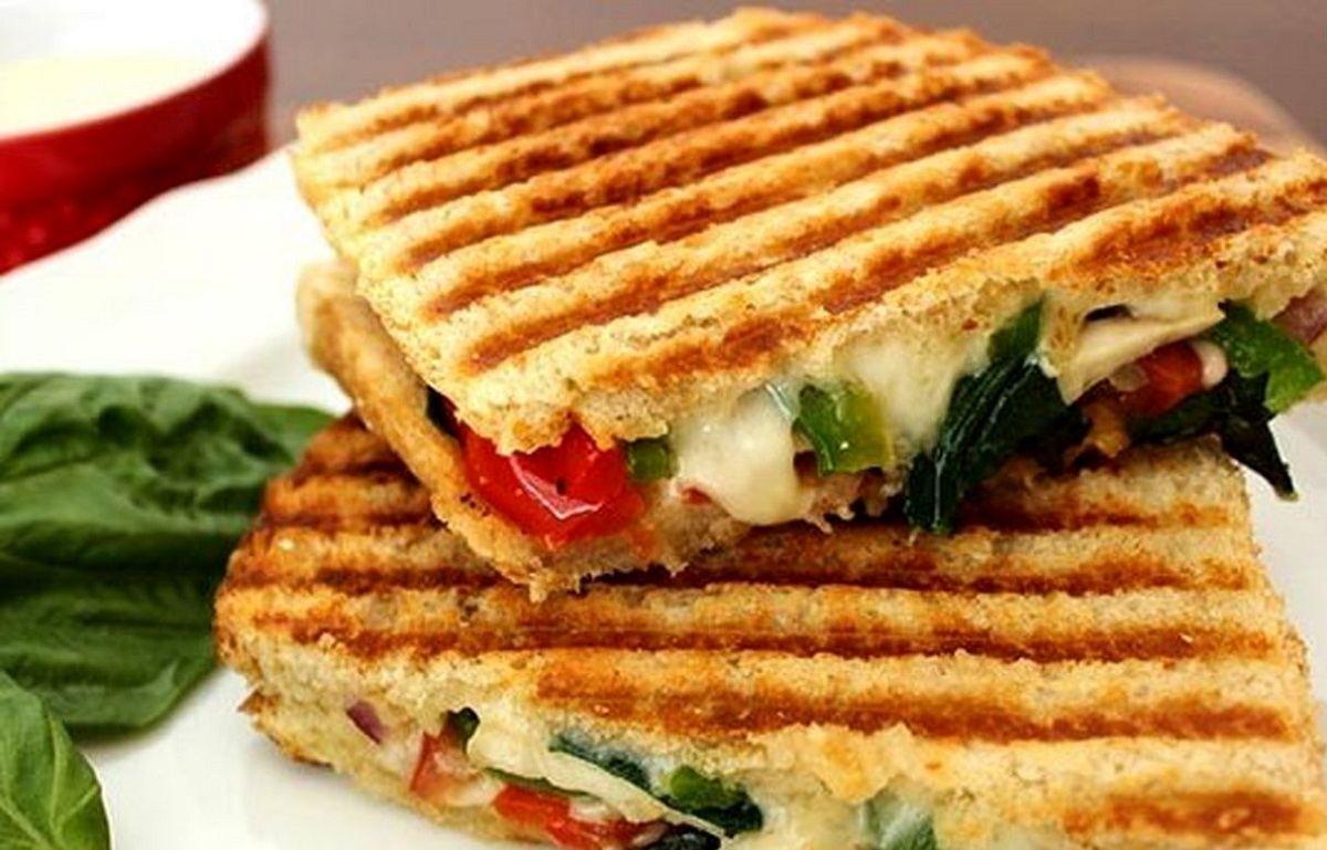 دستور طرز تهیه چند ساندویچ رژیمی خاص و خوشمزه