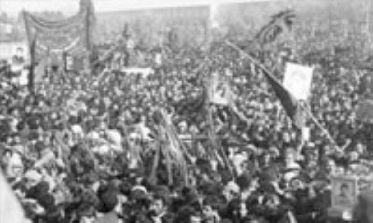 گزارش هاي ساواک و شهرباني رژيم پهلوي از روزهاي حماسه در دي و بهمن ماه سال 1357-(1)