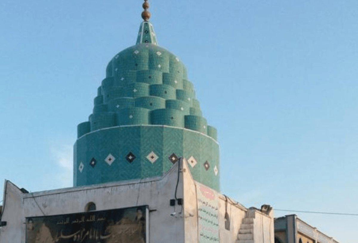 امامزاده سلیمان - گناوه
