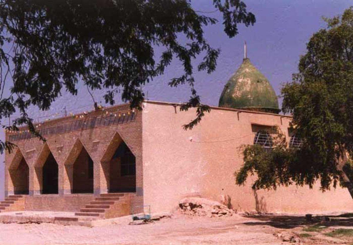 بقعه شاه ابراهیم - محمد عامری