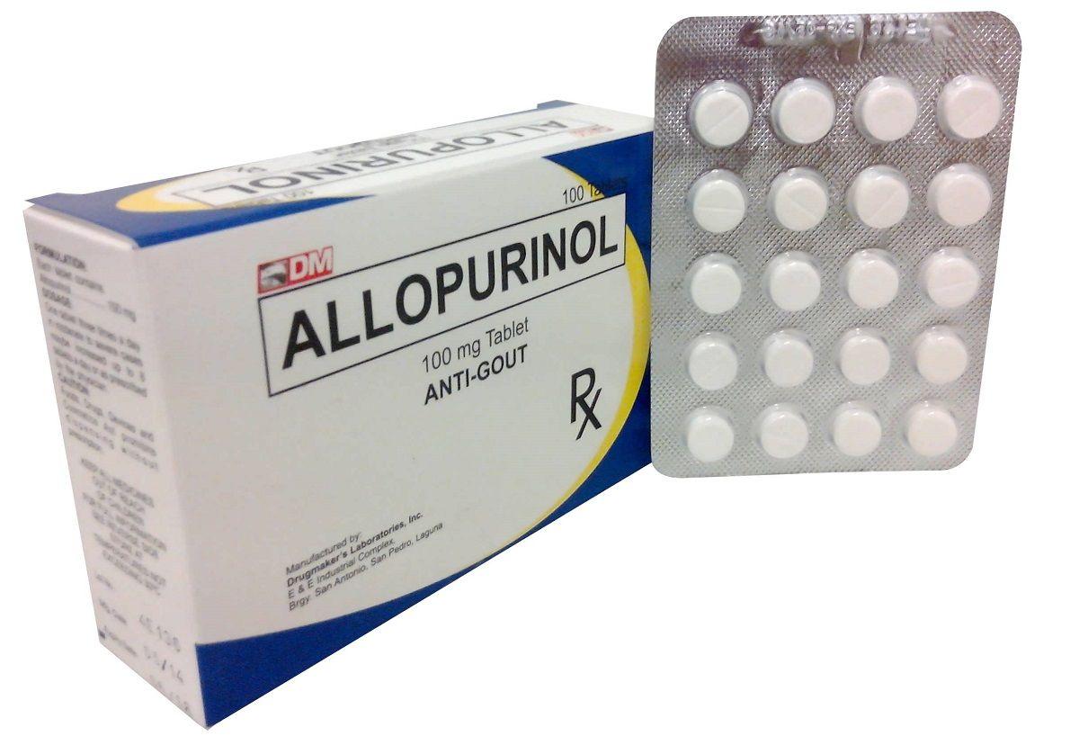 موارد استفاده و عوارض آلوپورینول