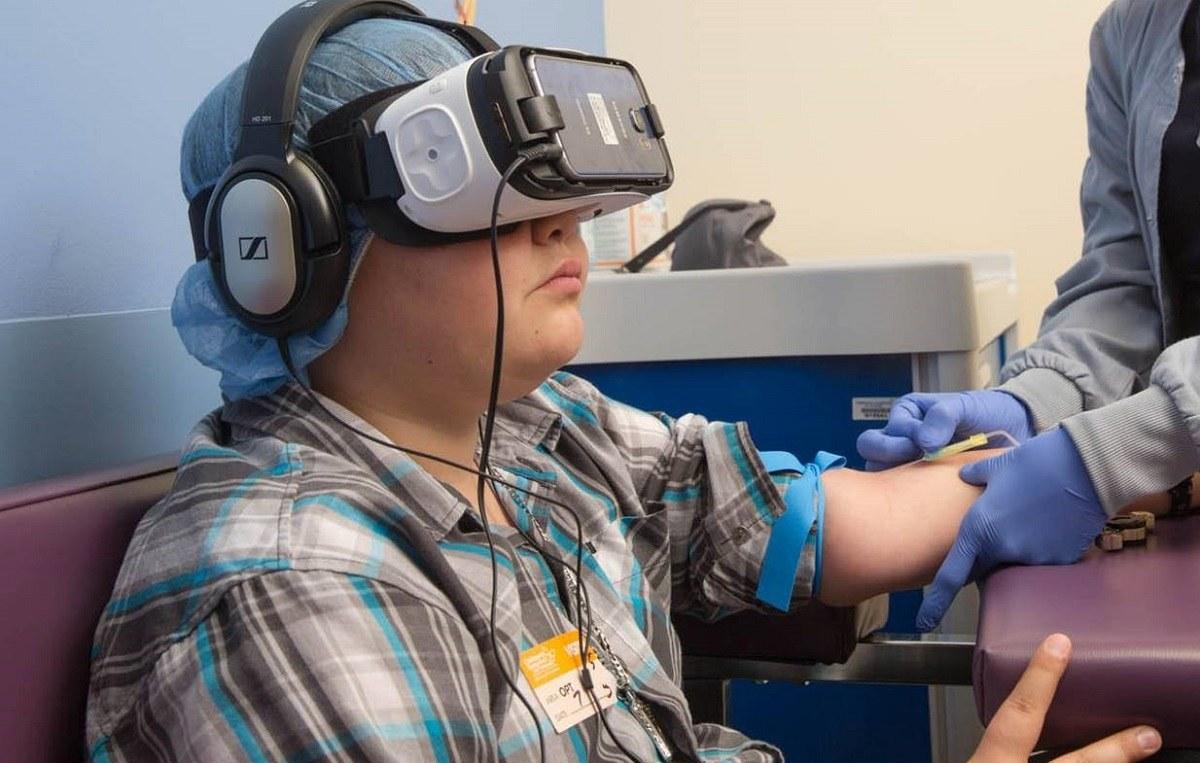کمک واقعیت مجازی به درمان دردهای مزمن