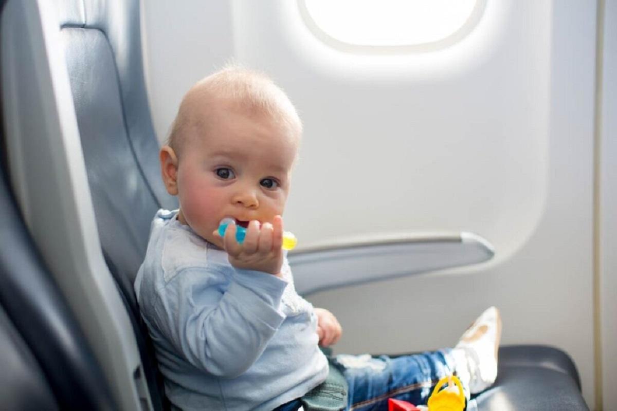 نکاتی در خصوص انجام مسافرت هوایی با کودک