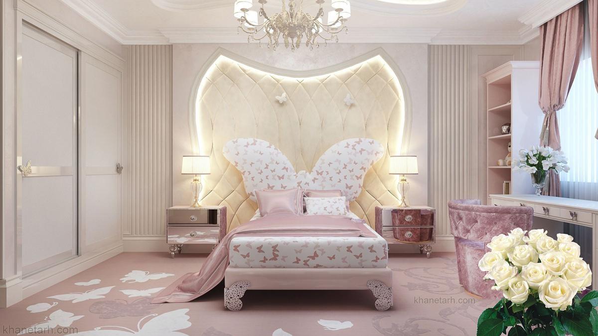 [تصویر:  Bedroom-Decoration-for-Girls-1.jpg]
