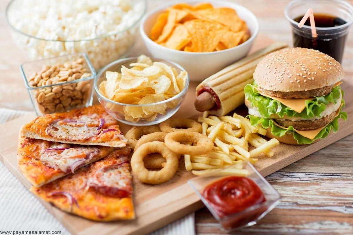 آشنایی با برخی از مواد غذایی مضر برای بدن