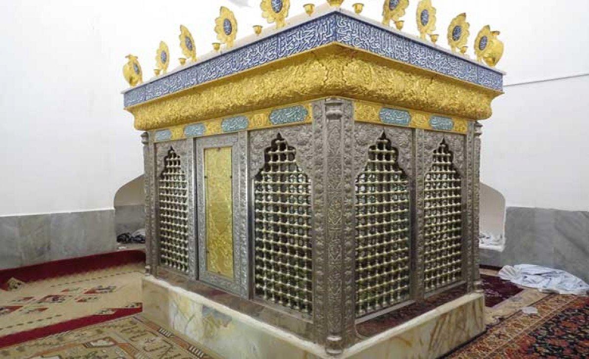امامزاده سید ابراهیم - بردستان