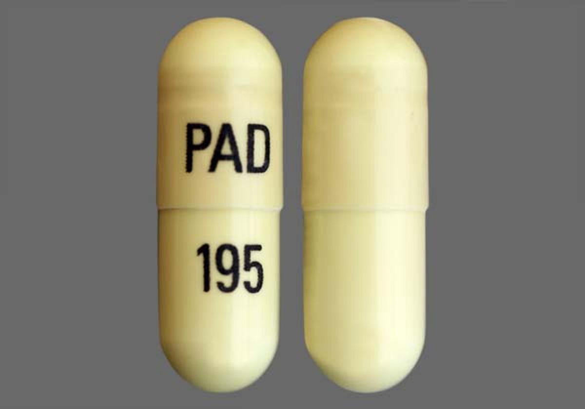 مفنامیک اسید Mefenamic acid