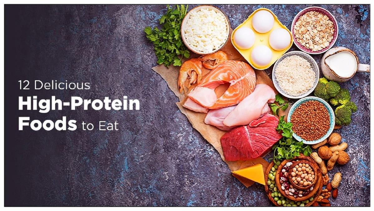 غذاهای پروتئین دار بدون چربی