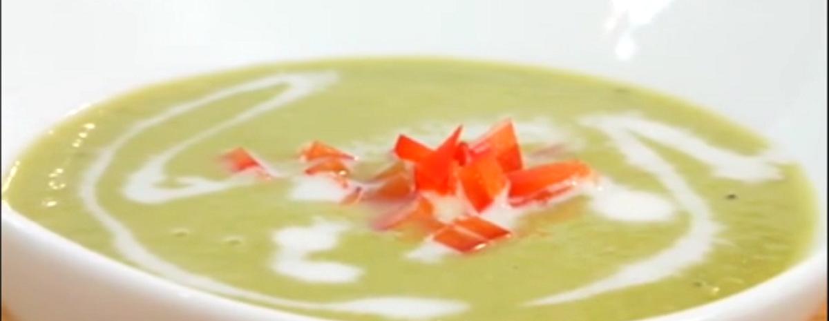 طرز تهیه سوپ مارچوبه